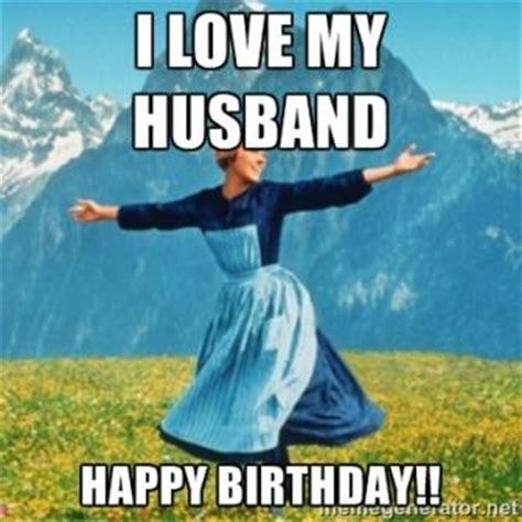 Happy Birthday Hubby Meme