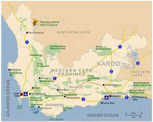 africa map cape of cape point is where two oceans meet cape town south africa