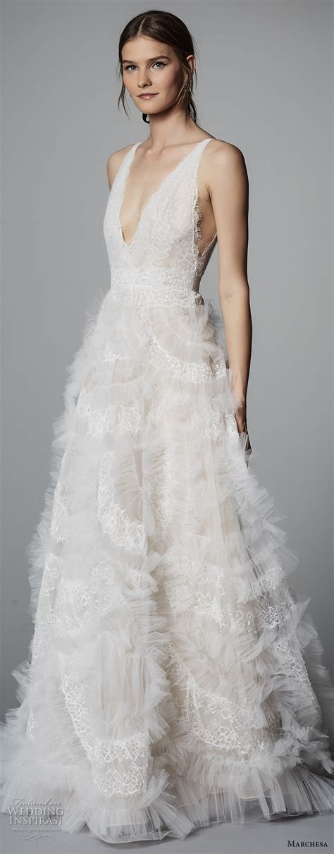 Marchesa To Launch Bridal Collection by Marchesa Bridal 2018 Wedding Dresses New York