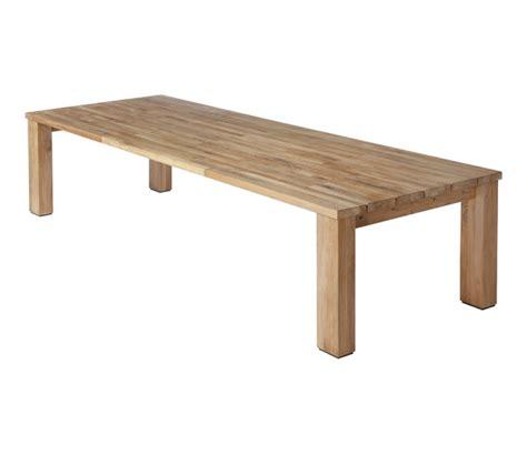 Barlow Tyrie Titan 300cm Rectangular Rustic Teak Dining Rustic Teak Dining Table