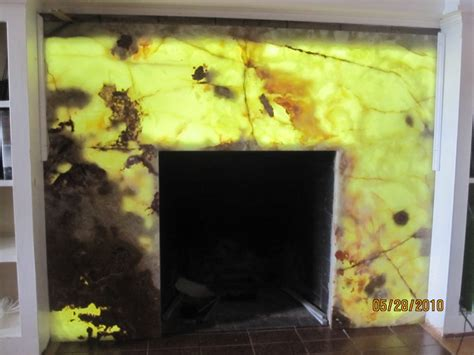 Backlit Onyx Countertop by Backlit Onyx Countertops Electrical Contractor Talk