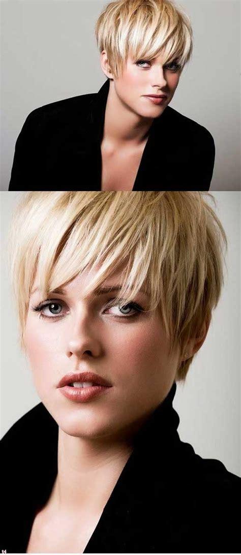 2014 short forward style hair cuts 25 short blonde hairstyles 2015 2016 short hairstyles