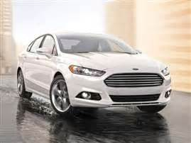 2015 ford fusion exterior paint colors and interior trim