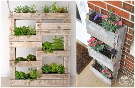 Planters For Small Spaces by 10 Lovely Vertical Planter Ideas For Small Spaces