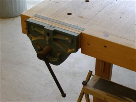 bench end vise bill s woodshop notes bench