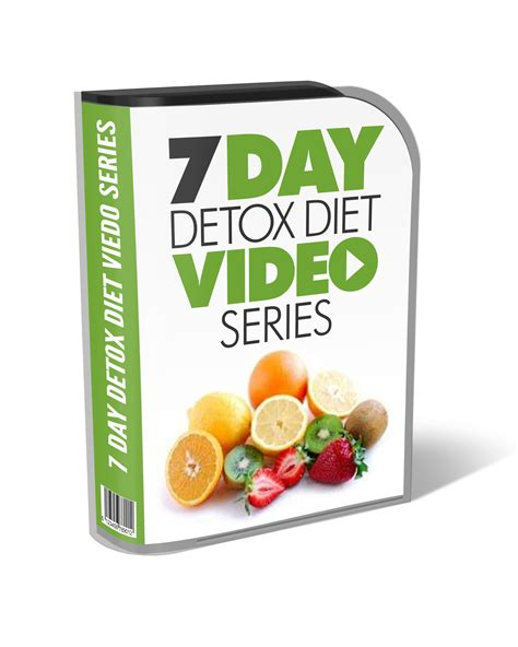 7 Day Detox Burning Diet by Upsell 1 Food Rogue