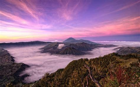 Nature Indonesia indonesia nature taman nasional bromo tengger semeru