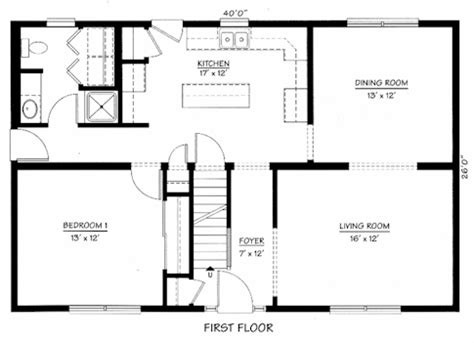 Cape Cod Modular Floor Plans | modular cape cod floor plans maine joy studio design