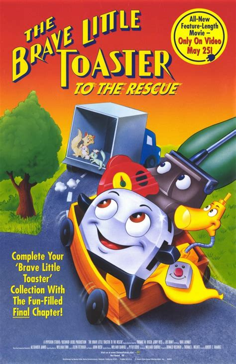 The Brave Little Toaster Songs The Brave Little Toaster To The Rescue Disneywiki