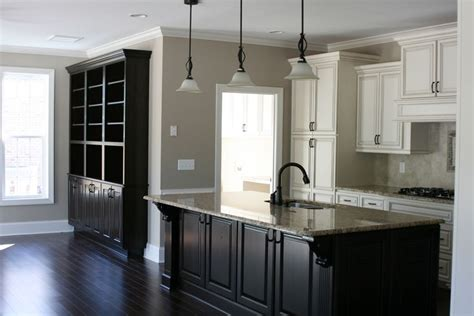 sherwin williams anew grey anew gray by sherwin williams with floors and white cabinets our new home