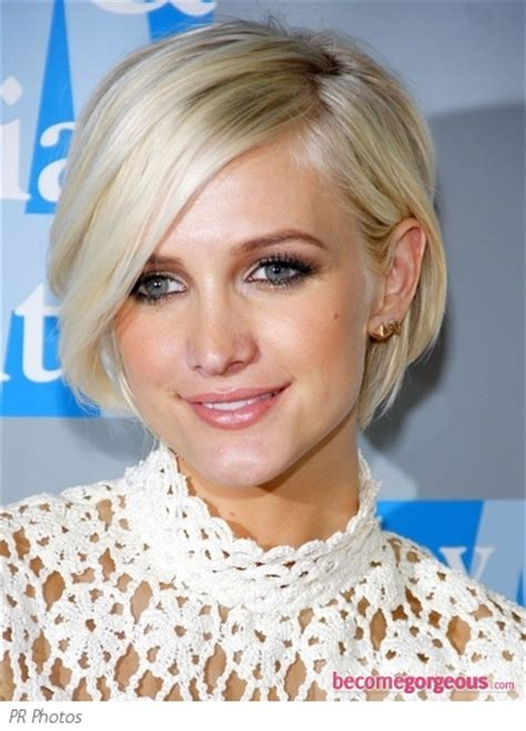 platinum blonde bob hairstyles pictures pictures ashlee simpson hairstyles ashlee simpson s