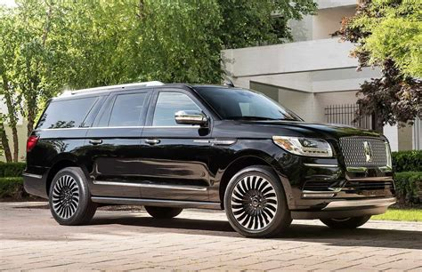 lincoln navigator back 2018 navigator black label lwb is lincoln s nearly