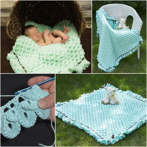 Crocodile Stitch Crochet Blanket by And Cozy Crochet Crocodile Stich Baby Blanket
