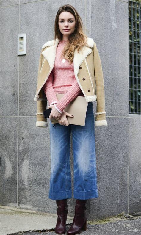 imágenes moda invierno 2015 trucos para llevar el rosa cuarzo de pantone antes que