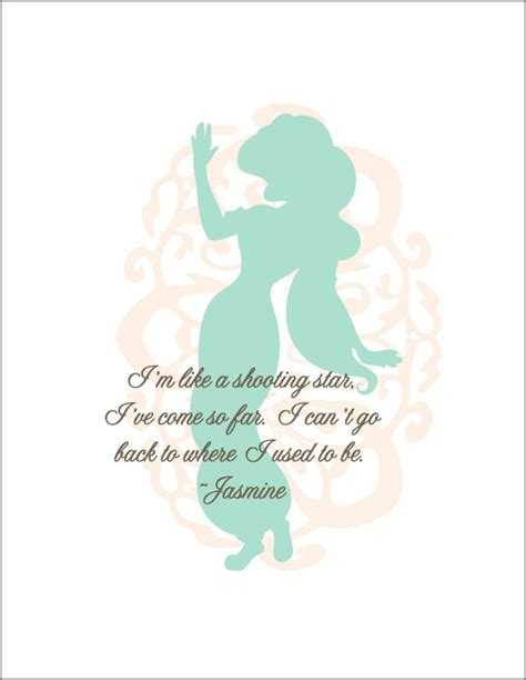printable princess quotes disney princess quotes walt disney princess jasmine