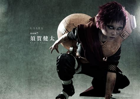 film naruto real movie irl anime of the day the cast of the live action naruto