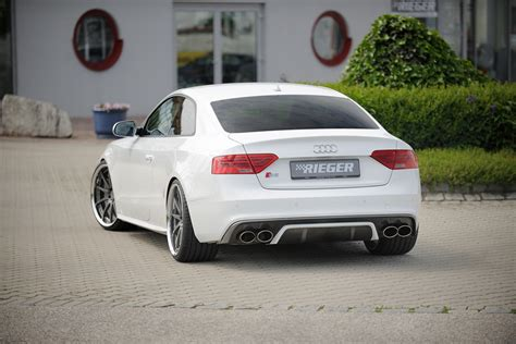 Audi A5 B8 by Audi A5 B8 Rieger 4 Audi Tuning Mag