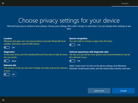 how to control windows 10 the settings guide makeuseof microsoft reveals for the first time the data it collects