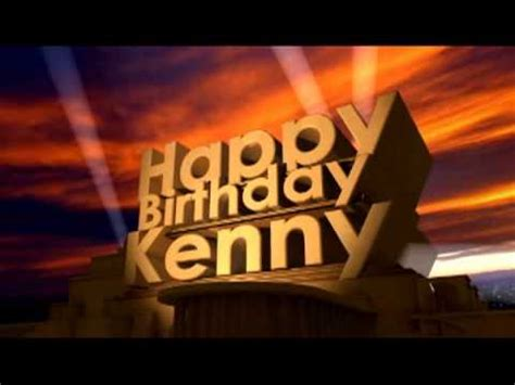 happy birthday kenny images happy birthday kenny