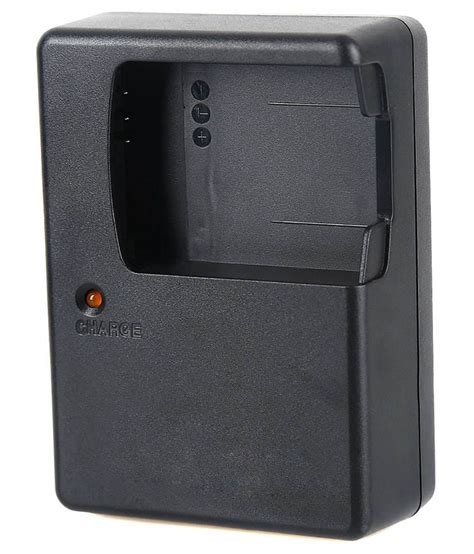 battery charger mh 65 msi mh 65 charger for en el12 battery black price in india