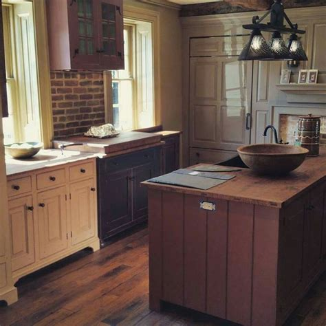 primitive kitchen cabinets top 28 primitive colors for kitchen primitive