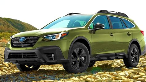 2020 Subaru Outback Unveiling 2020 subaru outback unveiling and drive