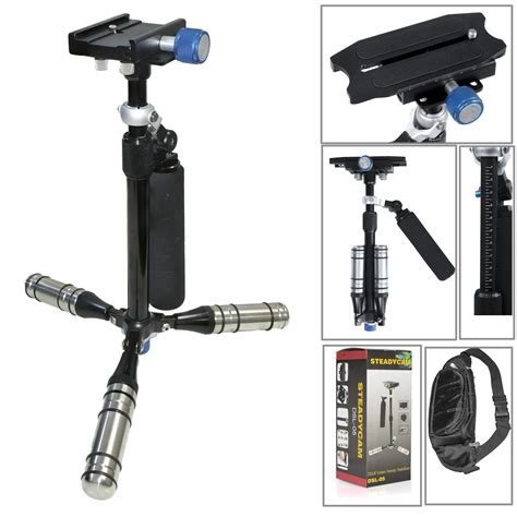 Promo Steadycam Dsl 05 Hakutatz Aluminium steadycam kamera stabilisierer schwebestativ dsl 05 der
