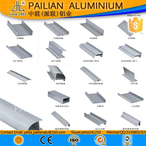 L Shaped Curtain Iso Certificated T Slot Clean Room T Profile Aluminum T