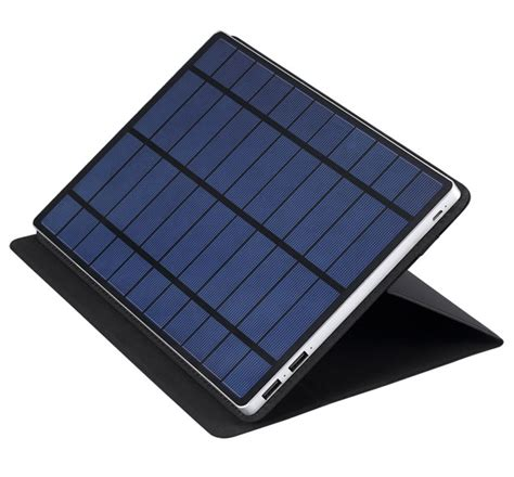 Solar Panels Lubbock - solartab portable solar charger for mobile devices tuvie