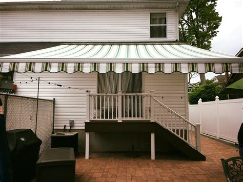 awnings new jersey point pleasant new jersey retractable awnings the awning