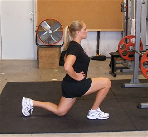 critical bench exercises body weight lunges exercise