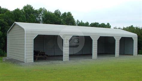width garage buildings steel garages plans frames