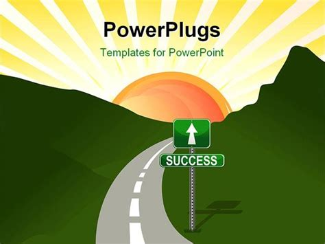 Best Photos Of Road To Success Clip Art Road Success Clip Art Road Success Clip Art And Success Powerpoint Templates