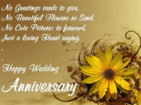 Best Wedding Anniversary Messages Cards for Friends