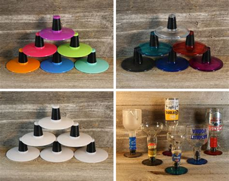 Unique Diy Home Decor Ideas Simple Tool Turns Empty Bottles Into Unique Drinking Glasses