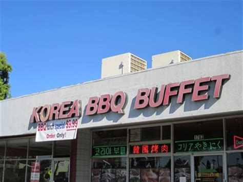 korean bbq buffet san jose ca buffet restaurants on
