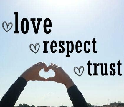 love respect sarah fato sweet respect quotes