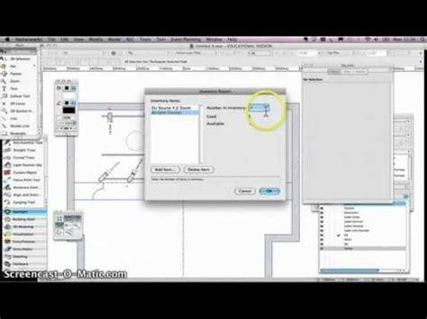 youtube tutorial vectorworks vectorworks spotlight tutorials 006 stage lighting data