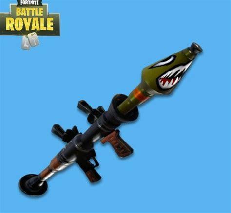 Raket Sniper 2000 rocket launcher raro wiki fortnite espa 241 ol amino