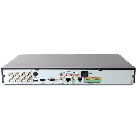 Dvr Hilook Hikvision 8ch 8 Channel 1080p Dvr 208g F1 hikvision 8 channel turbo dvr