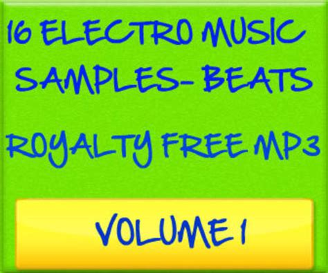 download mp3 free beats 16 electro mp3 music files sle beats download backing