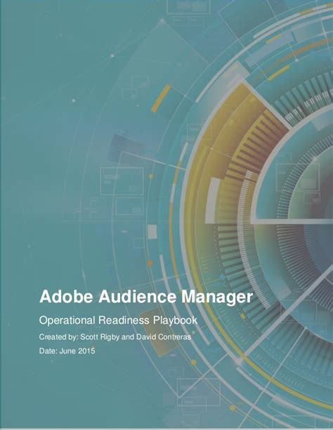 Adobe Audience Manager Documentation