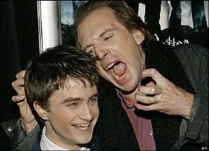 Image daniel radcliffe harry potter with ralph fiennes voldemort