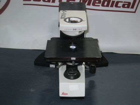 used leica dm lb2 microscope for sale dotmed listing