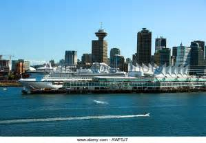 Car Rental In Vancouver Cruise Port Vancouver Cruise Skyline Stock Photos Vancouver Cruise