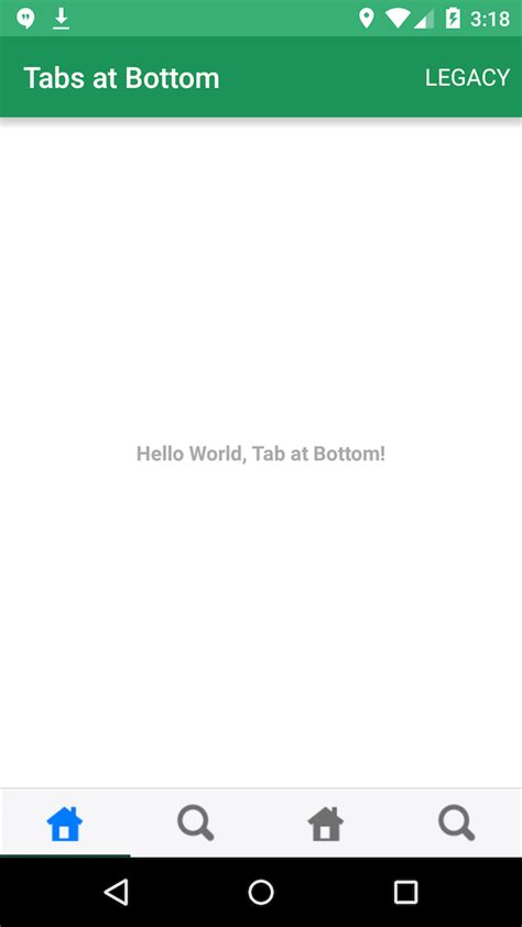 tablayout height android github adilsoomro iphone tab in android android
