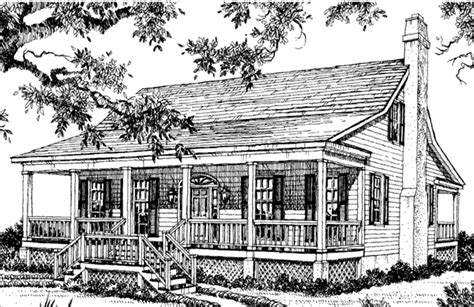 carolina house plans carolina cottage j dean winesett southern living house plans