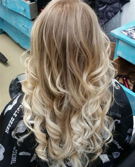 ombre dirty blonde to brown images 50 variants of blonde hair color best highlights for