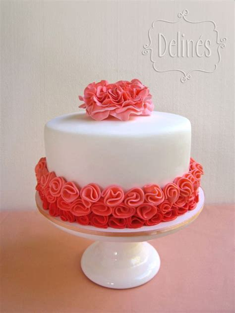 candela torta torta candela tortas de 1 piso con flores