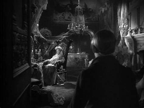 Gothic Themes In Great Expectations | miss havisham without pictures or conversations